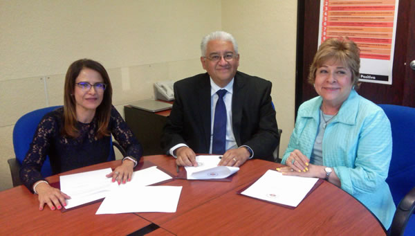 Firman CONAC y el Centro de Investigación para la Comunicación Aplicada de la Universidad Anáhuac, convenio protocolo de investigación