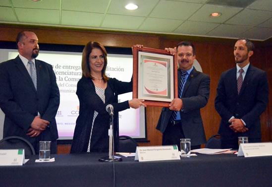 La Licenciatura en Ciencias de la Comunicación de la UABC, Campus Mexicali reacreditada como programa de calidad