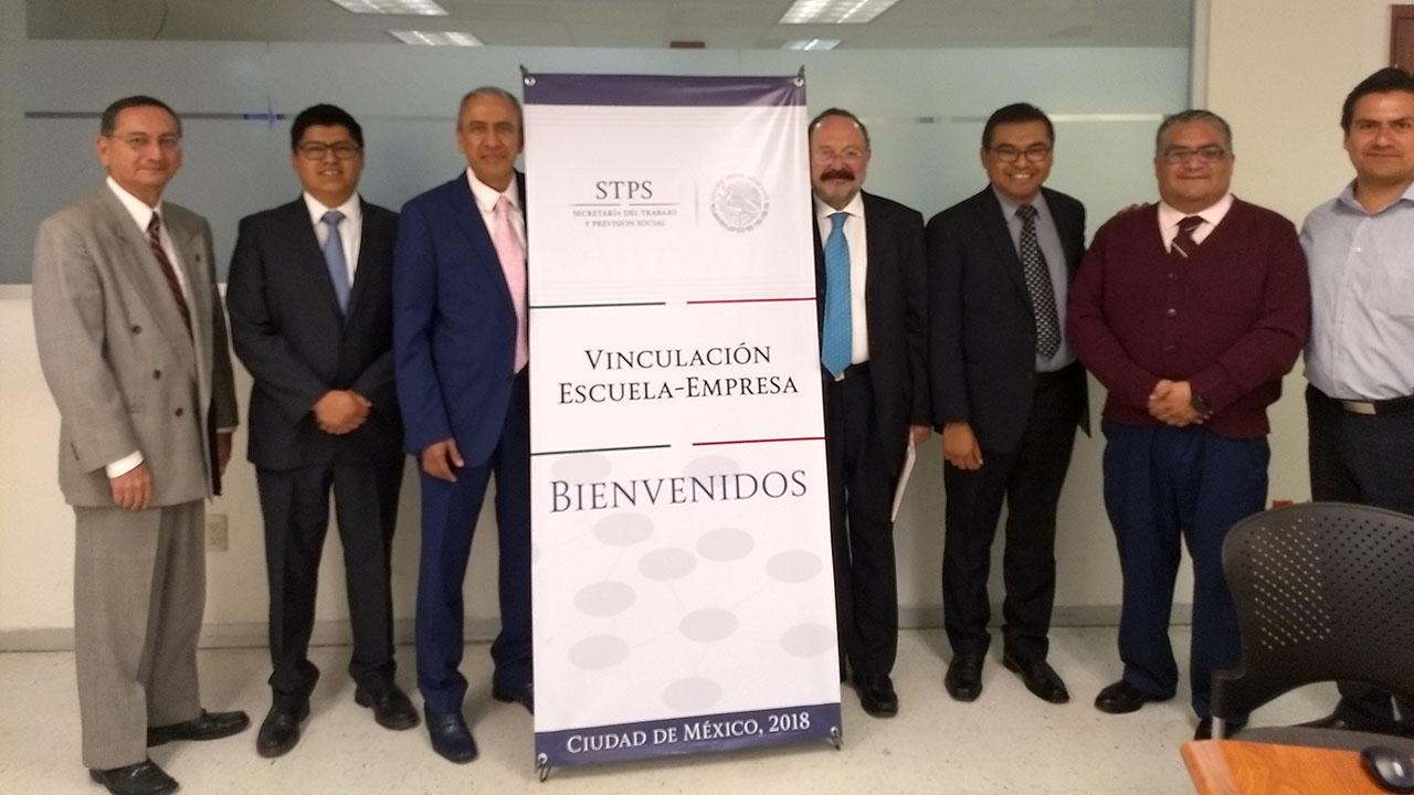 """CONAC participó en el seminario """"Experiencias de la vinculación escuela-empresa en México"""" organizado por la STPS"""