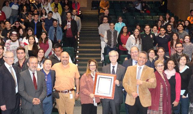 CONAC entregó formalmente acreditación a la Escuela de Comunicación de la Universidad Intercontinental