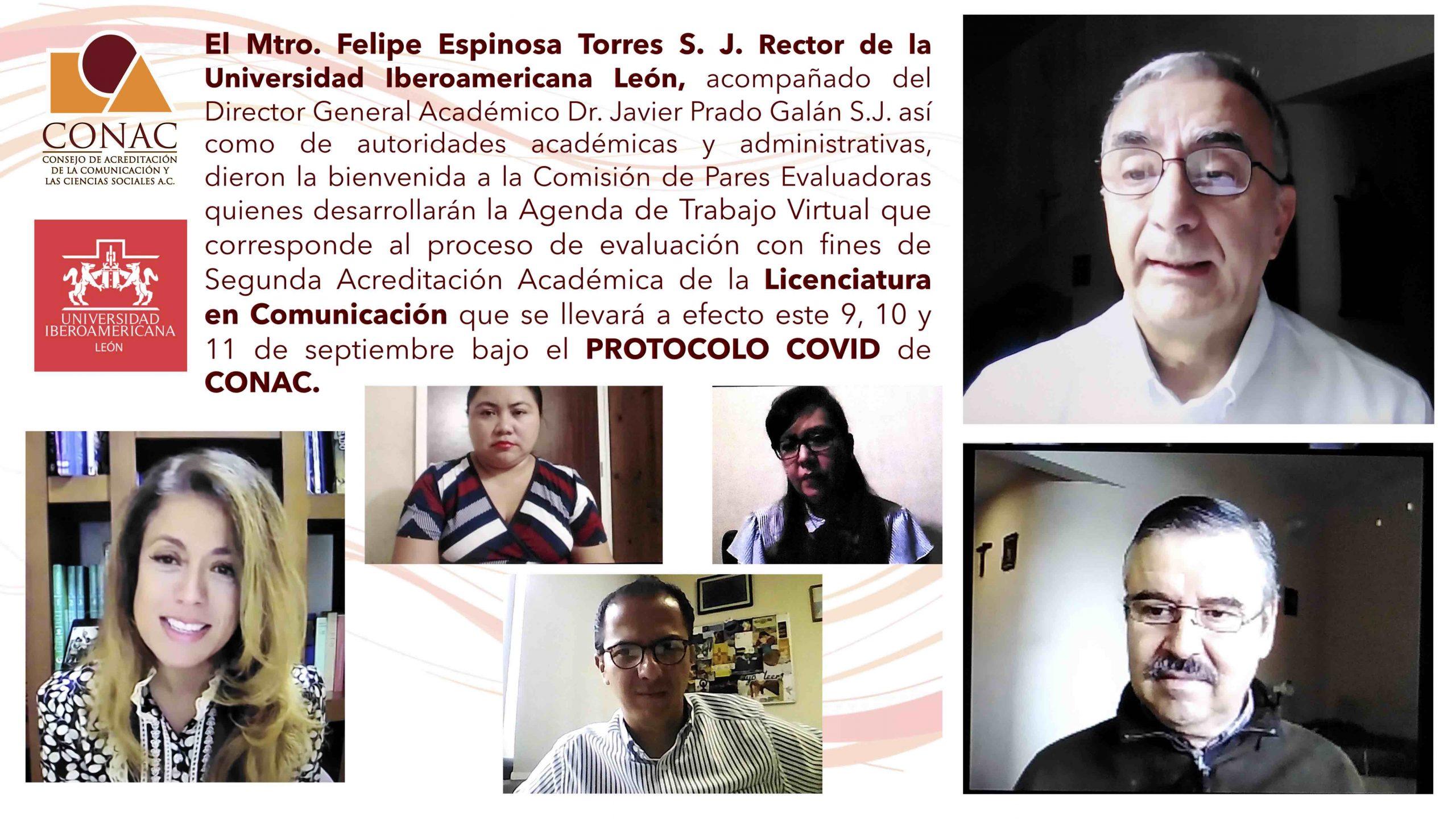 Sesión Inaugural Rector UIA León