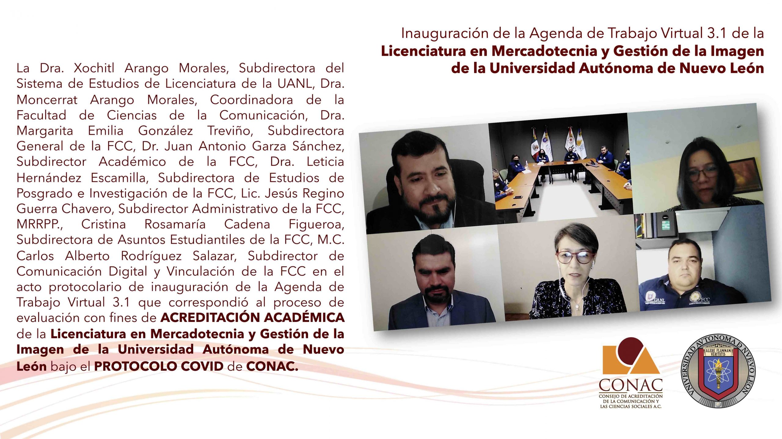 Sesión Inaugural UANL MKT