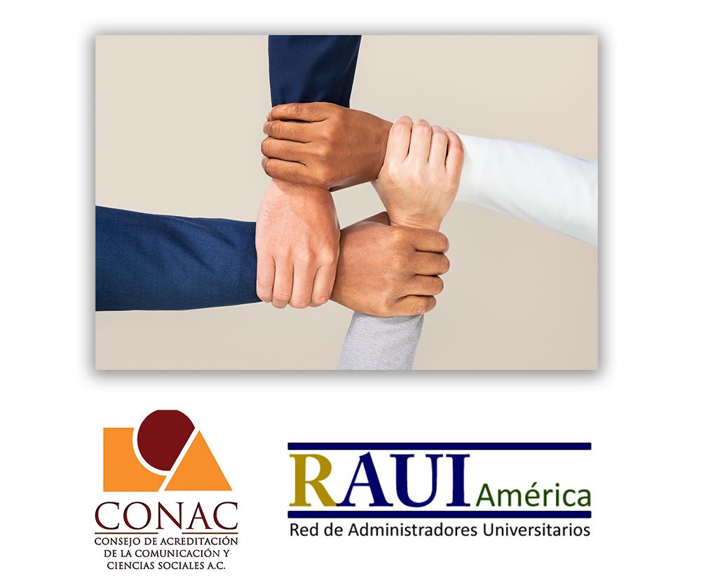CONAC forma parte de RAUI América como Entidad Colaboradora