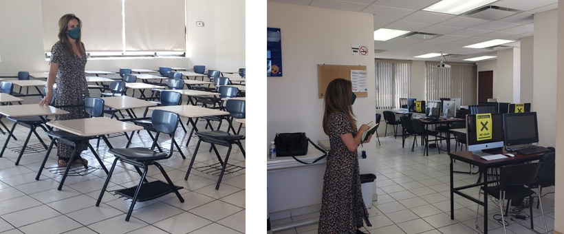 Reacreditación Académica de la Lic. en Comunicación Organizacional de la Universidad de Sonora